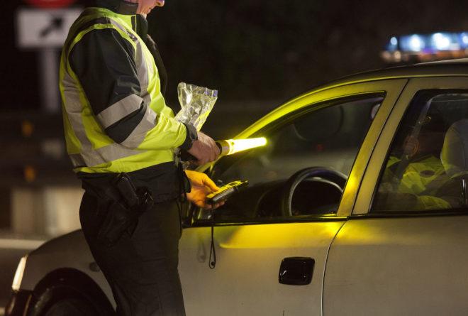 conducir bebido alcoholemia